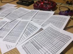第九交響曲楽譜